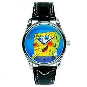 Боб — часы со спанч бобом губка боб