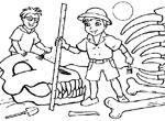 IgraRaskraskaArheolog